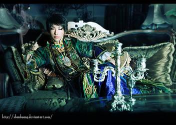 LIU by ShanHuang