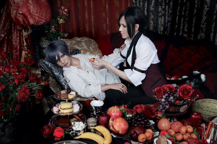 Black Butler 1 by ShanHuang