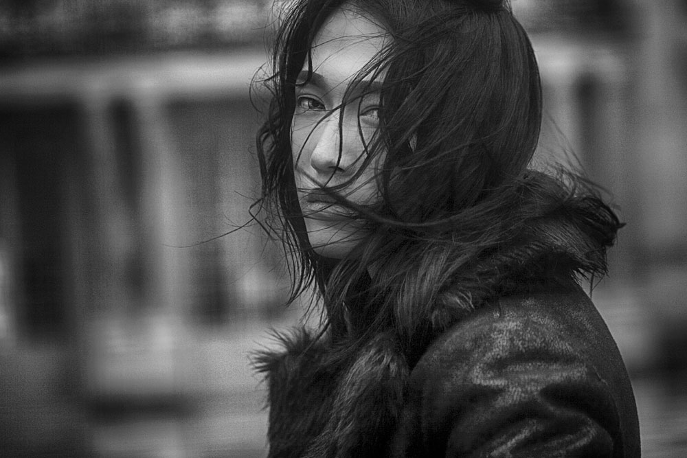 In Paris 2014 by ShanHuang