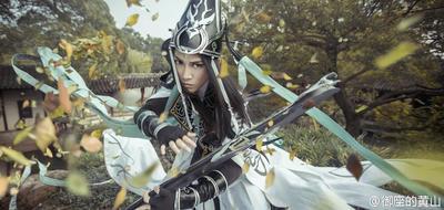 Jianwang3 Changgemen cosplay by ShanHuang