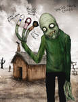 Salad Fingers' Day Out