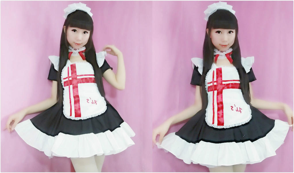 Amine Costume Diy Love Live Maid Costume By Yumiking On