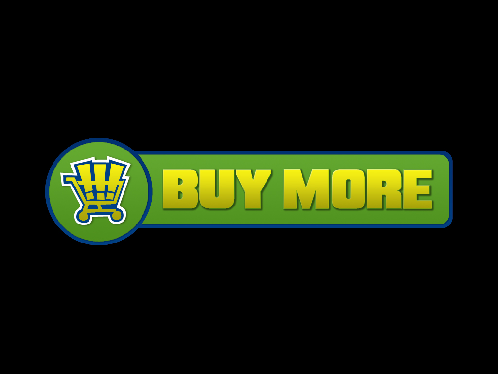 Wallpaper Buy More by ~LB-MaN on deviantART