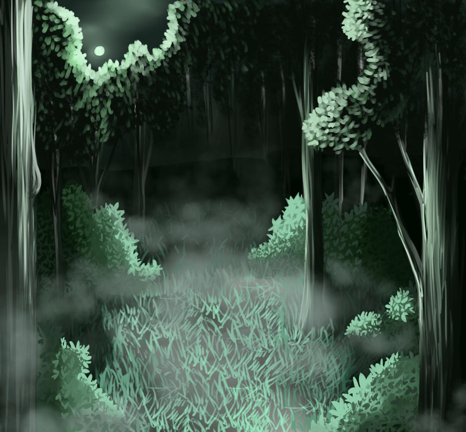 Dark Forest by FruitConflate