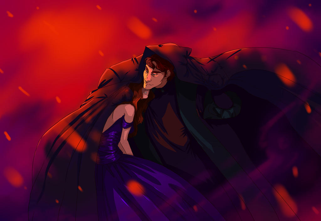 Tom Riddle by FruitConflate