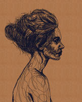 Female Portrait by soliiman