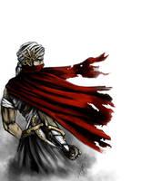 Desert Warrior by astray-engel