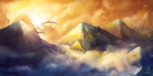 Atop the Mountains
