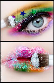 Painting Stardust