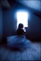 Blue Light by littlemewhatever