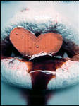 My Bleeding Heart - White