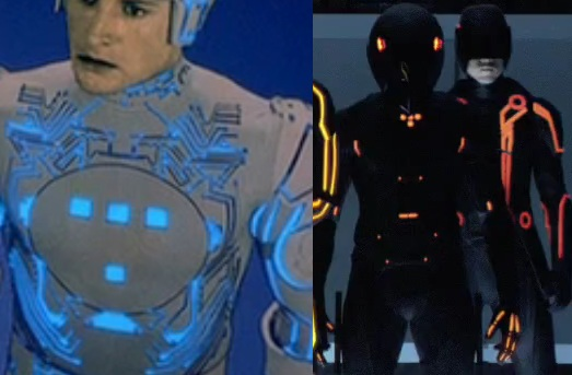 Rinzler Is Tron By 1982