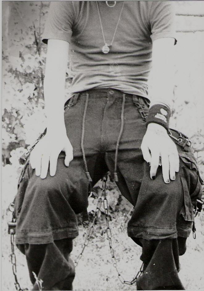 Accidental Crotch Shot by Edward7