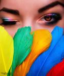 Rainbow colors 2 by noyasaraf