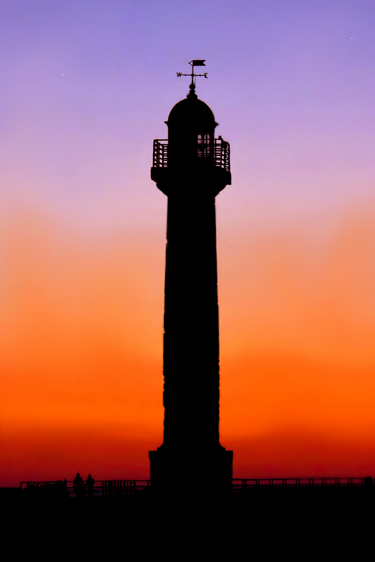 Lighthouse by Lumpling