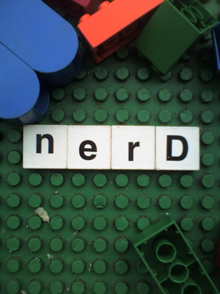 nerD by slain-fuzz