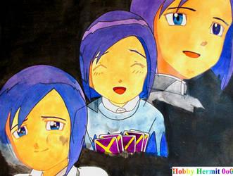 Ken Ichijouji - Digimon