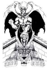 Angel of Shadow - Inks
