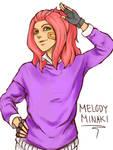 Request: Melody Minaki