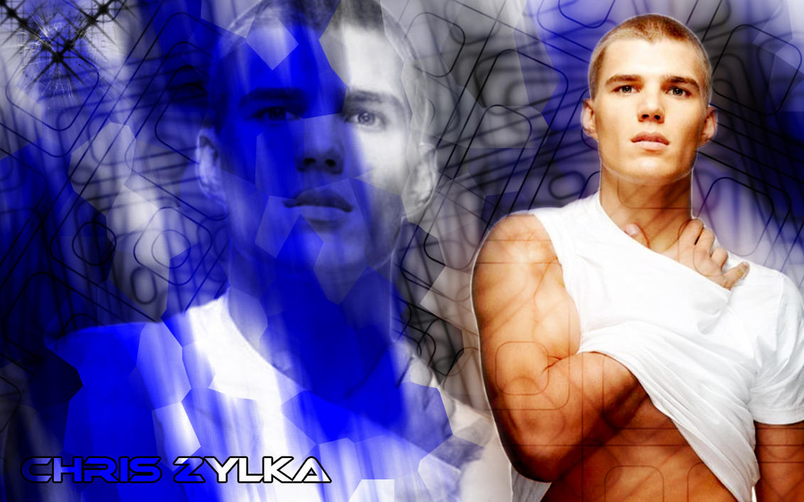 Chris Zylka Wallpaper by CertainlyLostFameGal