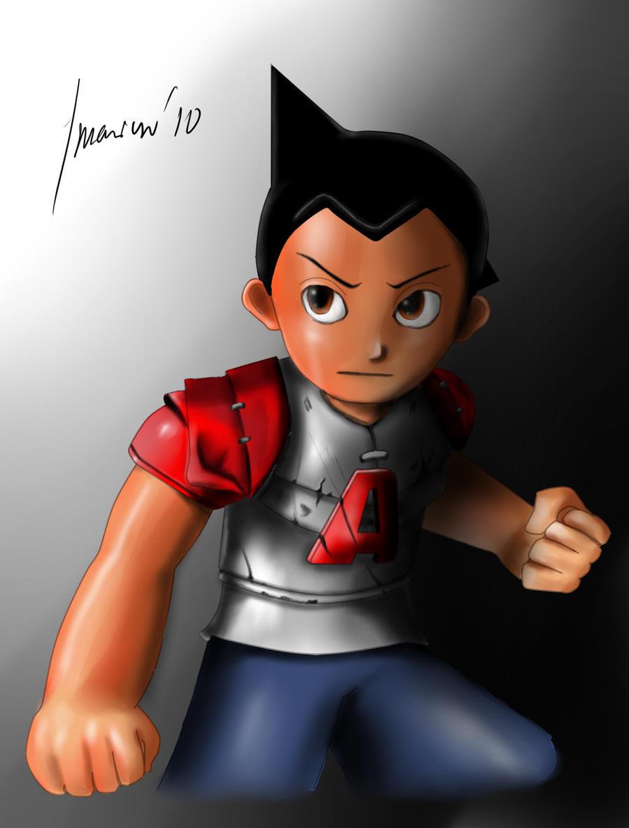 astro boy by marisubox