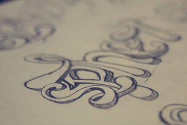 Typography by MissNasuta