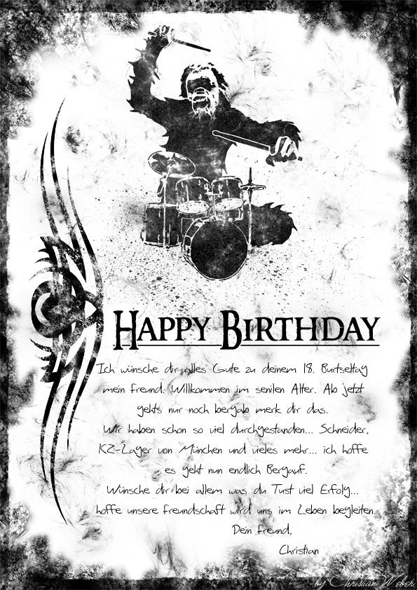 Mein happy freund birthday Happy Birthday