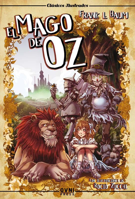 Mago de OZ - Wizard of OZ