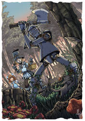 Mago de Oz - Wizard of Oz - 06 by Altercomics