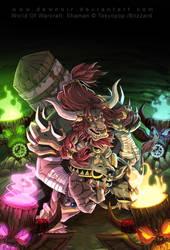World of Warcraft:Shaman by Altercomics