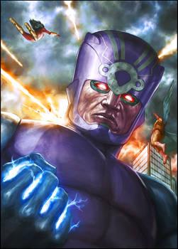 X-Men Trading Cards - MASTER MOLD