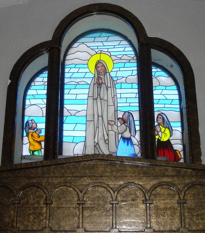 Parroquia de Fatima by lorevaza