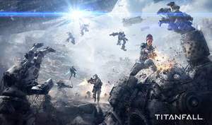 Titanfall (Game Informer Cover)