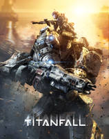 TITANFALL - xbox mag cover