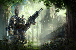 TITANFALL Expedition by 2buiArt