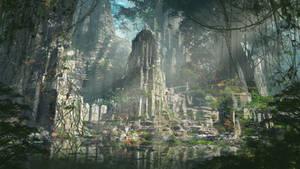 Swampland - Temple Area
