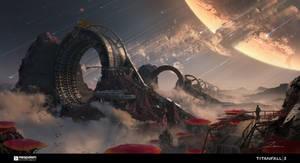 Space Warp Machine