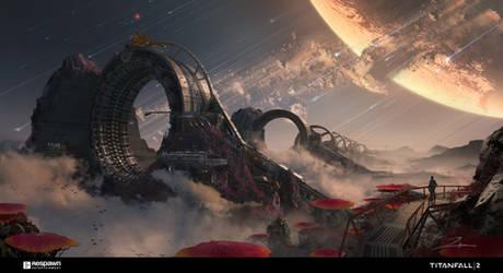 Space Warp Machine by 2buiArt