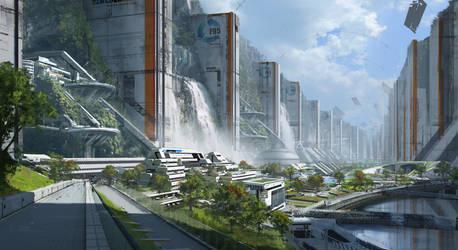 Canyon city 01