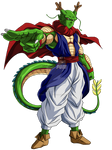 Piccolo - DWN Mode w/ Weighted Cape by PlusUltraManOfficial