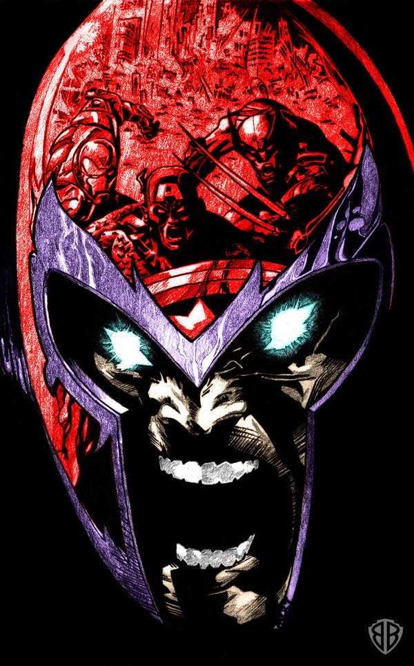 magneto by bozwolfbros