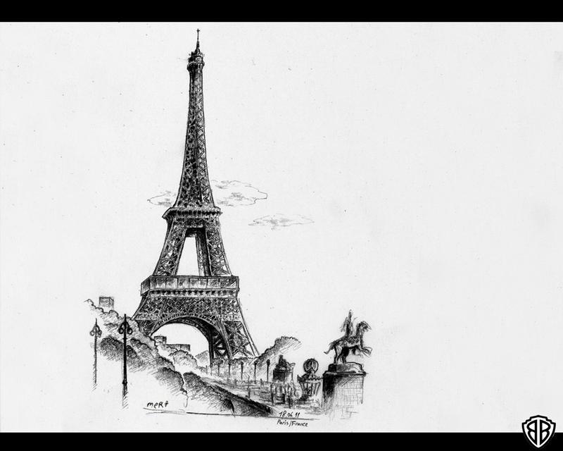 Paris by bozwolfbros