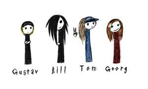 Tokio Hotel by 23Jester23