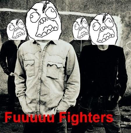 FFFUUU Fighters by LFelipeTaker