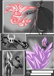 Hollow Knight AU doodles