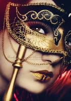 Masquerade by KimJSinclair