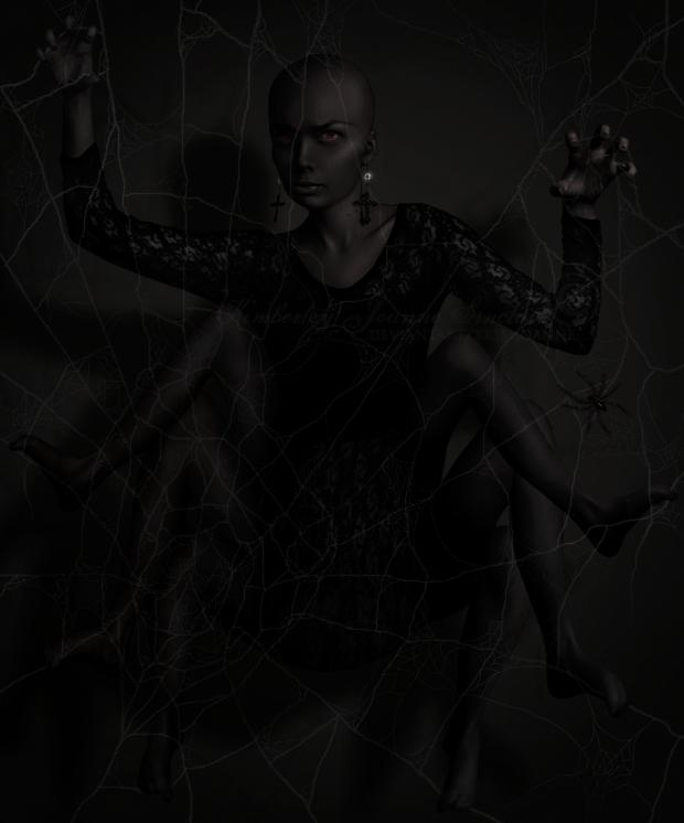 Spider by xKimJoanne