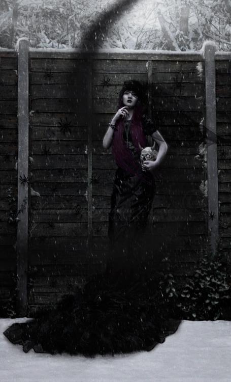 Darkness Follows by xKimJoanne