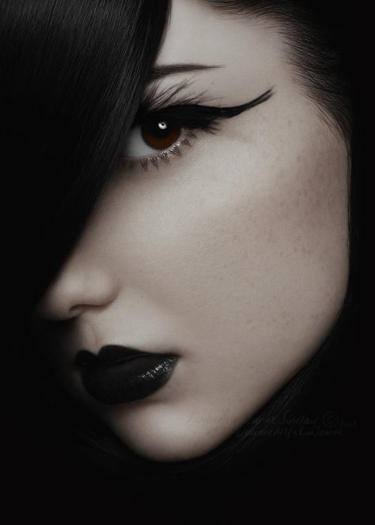 Black Feather by xKimJoanne