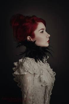 Feather Collar - I
